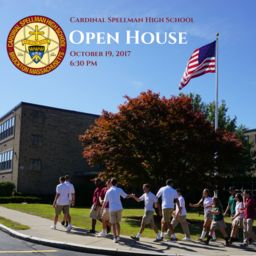 Spellman Open House for Class of 2022