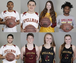 Winter All-Scholastic Athletes