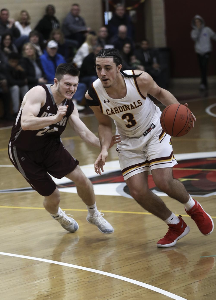 Spellman Junior Craig Faria reaches 1,000 points in Basketball and continues to thrive!